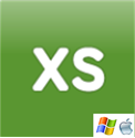 Picture of XS Card software- with import / export functions